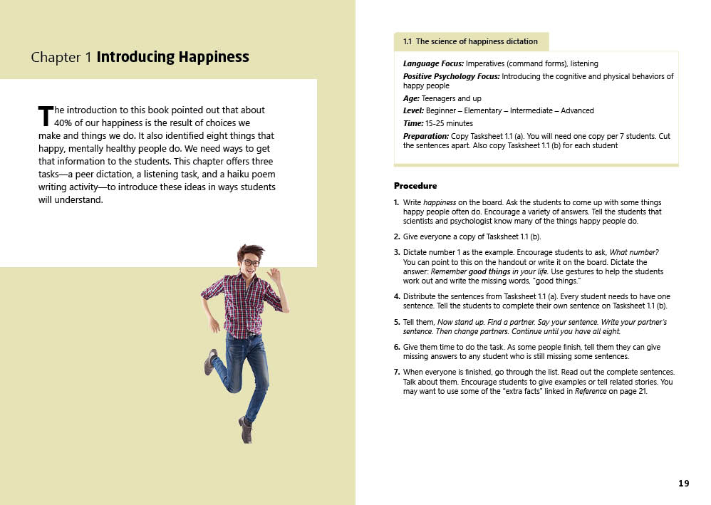 English Teaching and the Science of Happiness: Positive